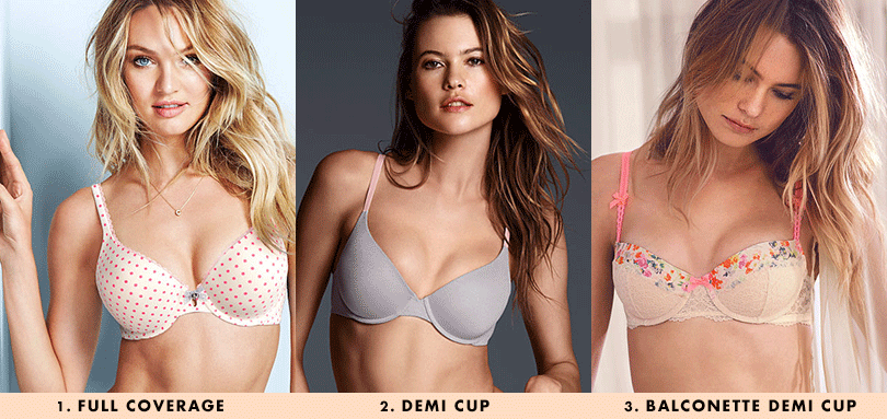 9624c78dbc7 Guide To Demi Cup Bras And Balconette Bras
