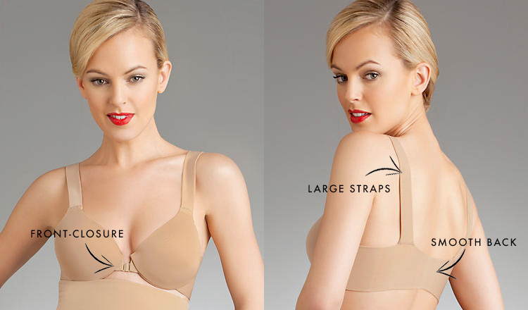 Brallelujah by Spanx: Best Bra For Back Fat