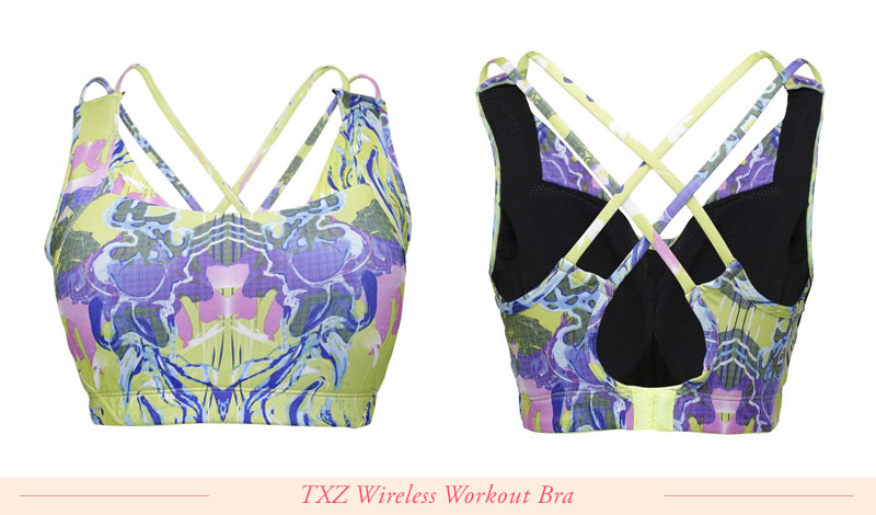 TXZ Wireless Workout Bra