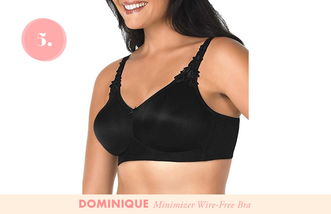 c475e3a454 10 Best   Most Comfortable Wire-Free Bras For Large Breasts