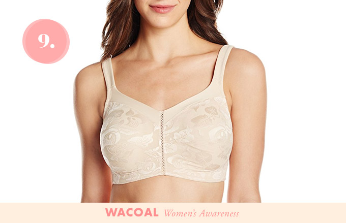 9dfcc0ab8d7 10 Best   Most Comfortable Wire-Free Bras For Large Breasts